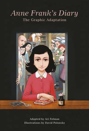 Anne Frank's Diary: The Graphic Adaptation imagine