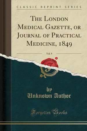 LONDON MEDICAL GAZETTE OR JOUR