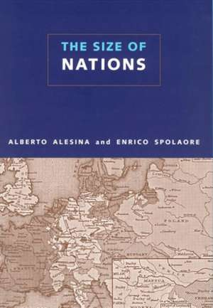 The Size of Nations de Alberto Alesina