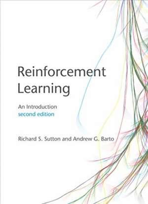Reinforcement Learning – An Introduction de Richard S. Sutton