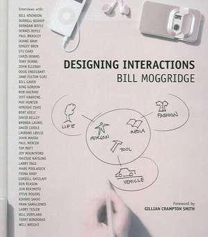 Designing Interactions +DVD de Bill Moggridge