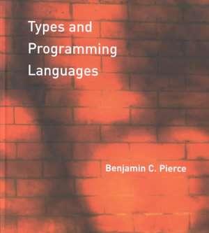Types & Programming Languages imagine