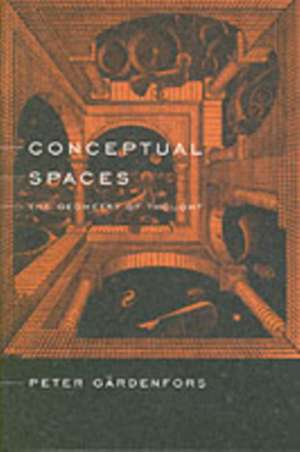 Conceptual Spaces – The Geometry of Thought de Peter Gärdenfors