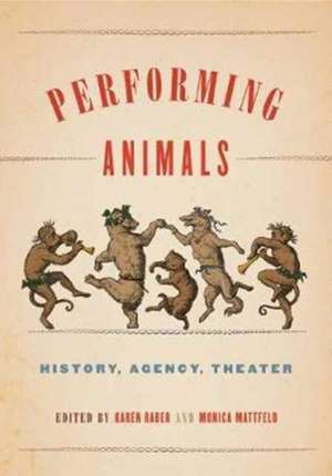 Performing Animals