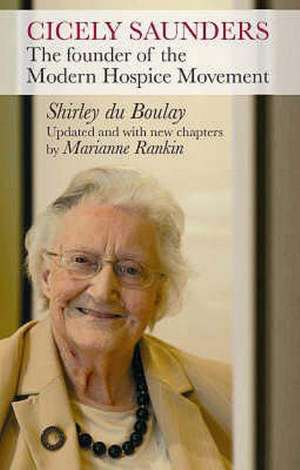 Cicely Saunders imagine