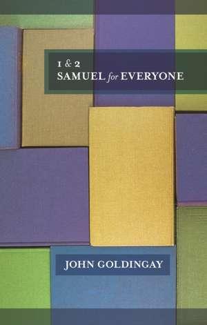 1 & 2 Samuel for Everyone de John Goldingay
