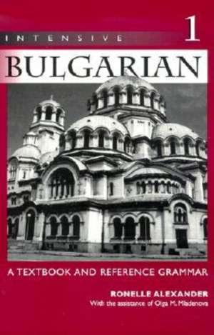Intensive Bulgarian 1