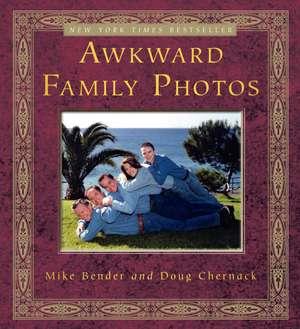 Awkward Family Photos de Mike Bender