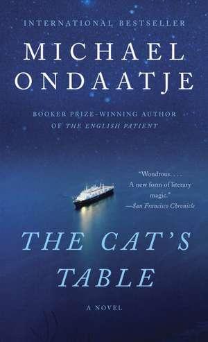 The Cat's Table de Michael Ondaatje