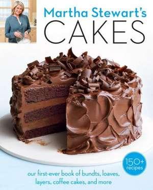 Martha Stewart's Cakes de Martha Stewart