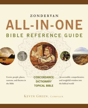Zondervan All-in-One Bible Reference Guide de Kevin Green