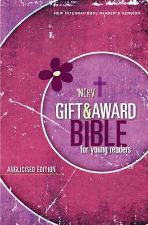 NIrV, Gift and Award Bible for Young Readers, Anglicised Edition, Softcover, Pink de Zondervan