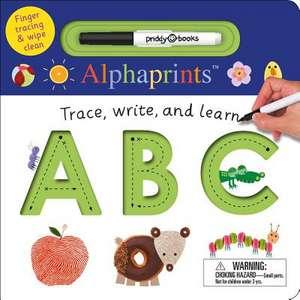 Alphaprints de Roger Priddy