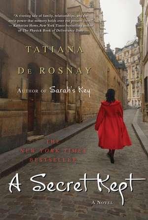 A Secret Kept de Tatiana De Rosnay