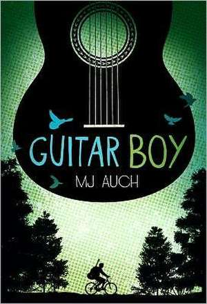 Guitar Boy de Mj Auch