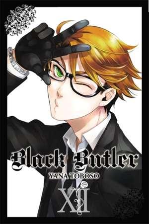Black Butler, Vol. 12 de Yana Toboso