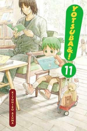 Yotsuba&!, Vol. 11 de Kiyohiko Azuma