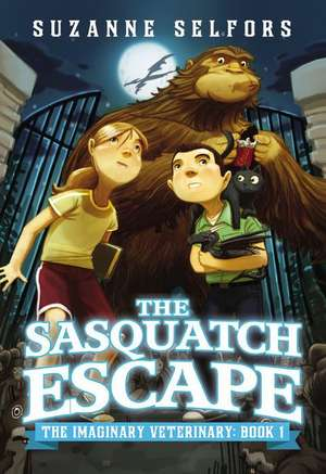 The Sasquatch Escape de Suzanne Selfors