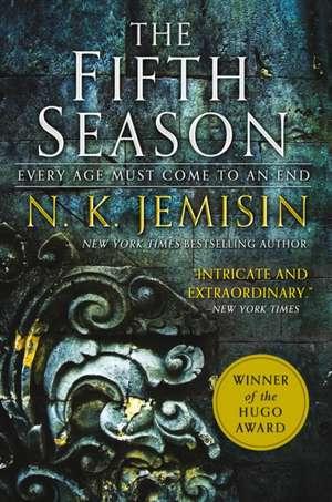 The Fifth Season de N. K. Jemisin