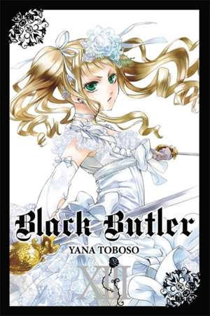 Black Butler, Vol. 13 de Yana Toboso