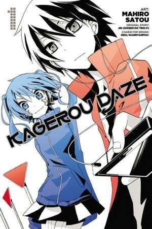 Kagerou Daze, Vol. 1 (manga)