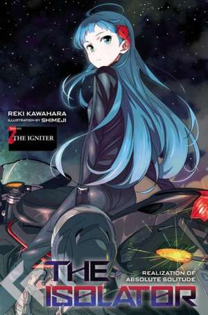 The Isolator, Vol. 2 (light novel)