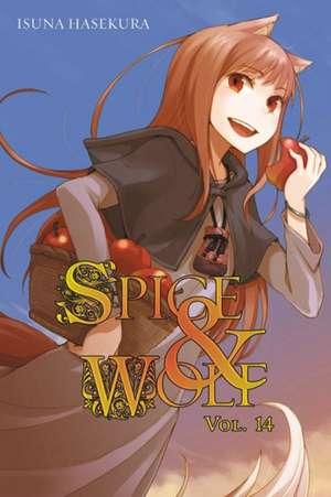 Spice and Wolf Volume 14 de Isuna Hasekura