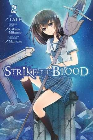 Strike the Blood, Vol. 2 (manga)