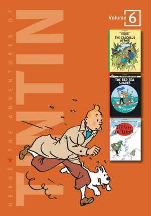 The Adventures of Tintin: Volume 6