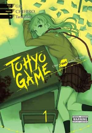 Tohyo Game, Vol. 1