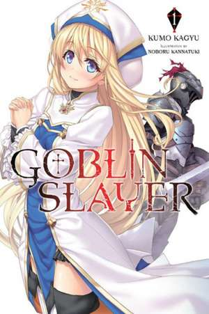 Goblin Slayer, Vol. 1 (light novel) de Kumo Kagyu