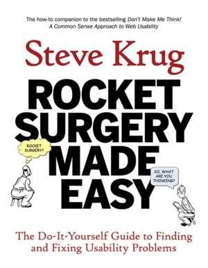 Rocket Surgery Made Easy