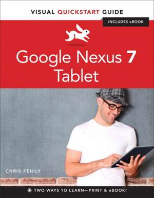 Google Nexus 7 Tablet de Chris Fehily