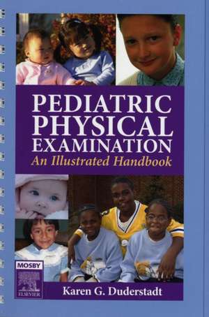 Pediatric Physical Examination de  Duderstadt