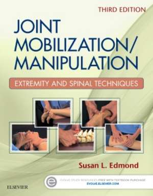 Joint Mobilization/Manipulation