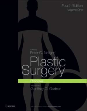 Plastic Surgery Volume 1 Principles