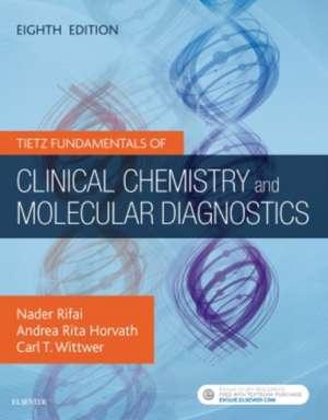 Tietz Fundamentals of Clinical Chemistry and Molecular Diagnostics imagine