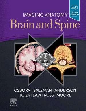 Imaging Anatomy Brain and Spine imagine