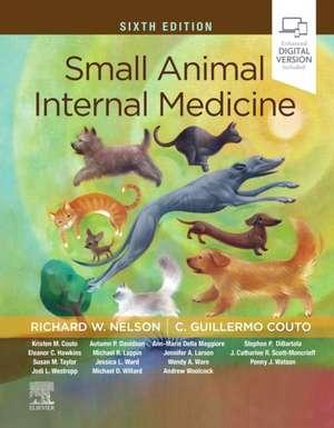 Small Animal Internal Medicine imagine