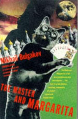 Master and Margarita de Mikhail Bulgakov