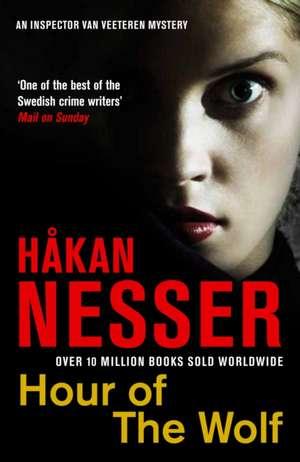 Hour of the Wolf de Hakan Nesser