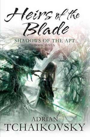 Heirs of the Blade de Adrian Tchaikovsky