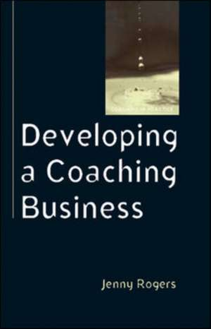 Developing a Coaching Business imagine