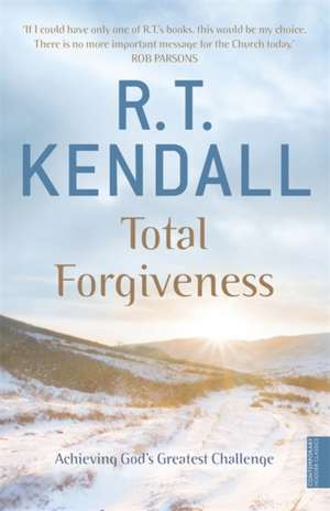 Kendall, R: Total Forgiveness imagine