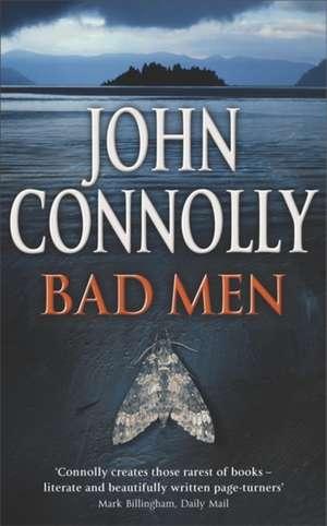 Bad Men de John Connolly