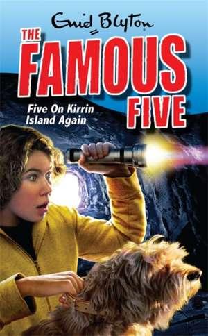 Five on Kirrin Island Again de Enid Blyton