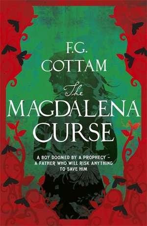 Magdalena Curse de F. g. Cottam