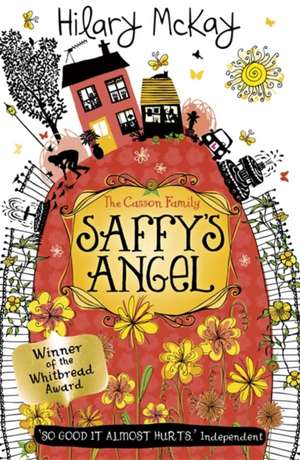 Saffy's Angel de Hilary McKay