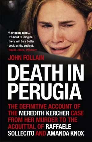 Death in Perugia de John Follain