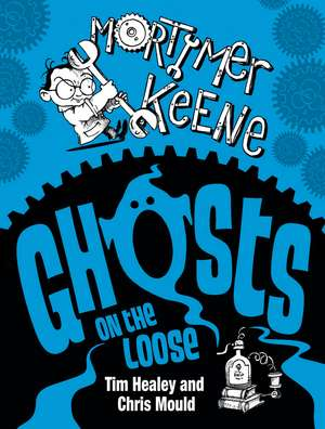 Ghosts on the Loose pdf
